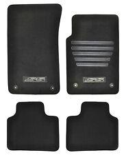 Genuine Holden Commodore VE SS SSV Floor Mat Onyx Black Front & Rear (Set of 4)