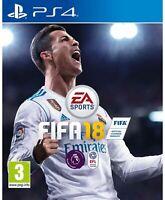 FIFA 18 (PS4) NEW SEALED
