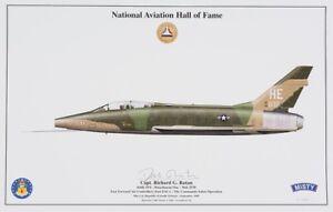 MISTY FAC Dick Rutan F-100D Super Sabre