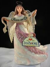 Jim Shore Messenger of Peace - Victorian Angel - 4047679 - NIB