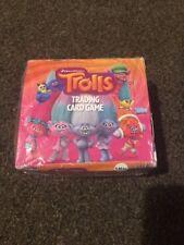 Box 50 Packs (250 cards) Trolls TOPPS