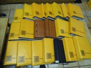 ETB Sammlung , 21 Alben mit Sammlung 1976/1994 teils mehrfach vorhanden und kpl.