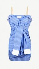 MAISON MARGIELA Convertible Cotton-Poplin Shirt - UK 6/IT 38