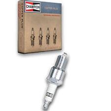 1 pc Champion 322 Copper Spark Plugs RN11YC4 - Auto Pre Gapped Ignition nq