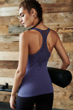 New Free People Womens Activewear Soft Cami Blossom Tank Top By Fp Movement $40