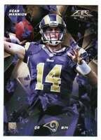 2015 Topps Fire Football Rookies RC #39 Sean Mannion St. Louis Rams