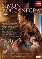 Placido Domingo - Simon Boccanegra - DVD Live Fr Nuovo DVD