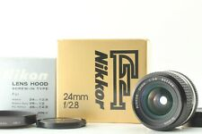 """""""UNUSED in BOX"""" Nikon Ai-S Nikkor 24mm f/2.8 MF Wide Angle Lens AIS From JAPAN"""