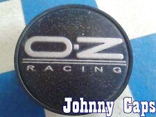 O.Z. RACING Wheels [35] BLACK Center Cap # MC-1  Custom Center Cap (QTY. 1)