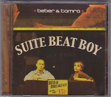 Beber & Tamra - Suite Beat Boy - CD (Mobrecords)