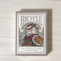Bicycle Playing Cards (Deck)  OWL Limited Japan Free shipping