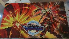 Yugioh Vrains Sky Striker Ace Kagari Custom rubber playmat NEW