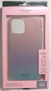 "kate spade new york - Ombre Glitter Purple Case for iPhone 12 Pro Max (6.7"")"