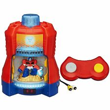 New Playskool Heroes Transformers Rescue Bots Beam Box Game System A4165