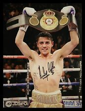 *New* Anthony Crolla Hand Signed 12x16 Boxing Photograph : C