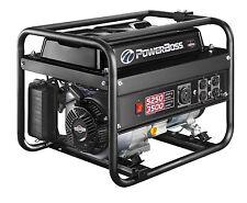 PowerBoss Portable Generator 3500 Watt Briggs and Stratton Engine #30629