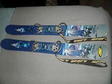 Line MikeNick Skis W/bindings VINTAGE