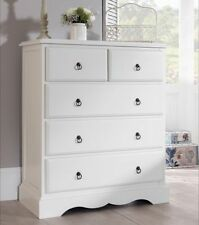 Solid Wood Bedroom Antique Style Chests of Drawers