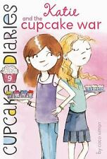 Cupcake Diaries: Katie and the Cupcake War 9 by Coco Simon (2012, softcover )
