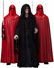 KOTOBUKIYA Star Wars ARTFX+ : Emperor Palpatine with Royal Guard Japan version