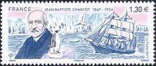 Francia 2017 Charcot/Los Pingüinos/Barco/Marino/Aves/Naturaleza/exploradores/personas 1 V n45282f