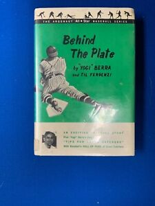 Behind The Plate 1962 Yogi Berra NY Yankees