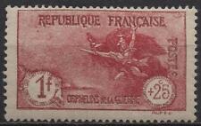 "France: Y et T No 231 neuf **. ""Orphelins""."