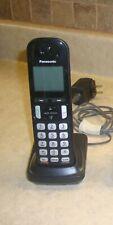 Panasonic Cordless Phone DECT 6.0 KX-TGCA20C Handset & Base