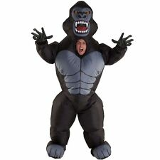 Adult Inflatable MorphCostumes  Gorilla fits 5ft 4in to 6ft 2in New in Box