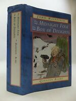 The Midnight Folk and The Box of Delights by Masefield, John Hardback Book The