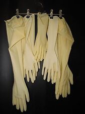 5 Paar/Set,Gummihandschuhe,Latexhandschuhe,Rubber Latex Gloves,Gants,M-8