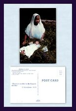 South Africa Mseleni Mission Christmas Baby And Thandiwe As Mary Circa 1959