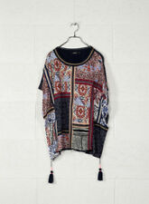 Desigual Donna T-shirt Bobbie 18swtk73 S Blu Non applicabile