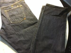 """Prps P 29 PO 3AA Blue Denim Jeans 33( Measures 34"""") Made In Japan"""