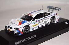 BMW m3 DTM 2012 #1 M. TOMCZYK BMW Team RMG 1:43 BMW/Minichamps NUOVO & OVP