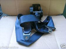 CITROEN C5 2000-2004 HATCH / ESTATE OFFSIDE DRIVER SIDE REAR SEATBELT BLUE