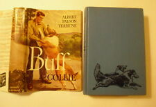 Buff, a Collie, Albert Payson Terhune, DJ, Grosset, 1940s?