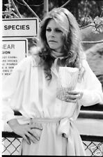 THE BIONIC WOMAN LINDSAY WAGNER RARE 1976 ABC TV PHOTO