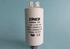 HAIER DISWASHER 5uf Capacitor 440Volt 50hz Motor Start/ Run   HDW300 SS