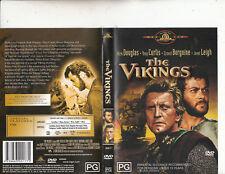 The Vikings-1958-Kirk Douglas-Movie-DVD
