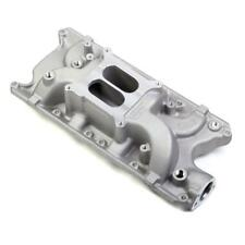 Weiand Intake Manifold 8020WND; Stealth Dual Plane Satin for Ford 289/302 SBF