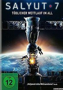 Salyut-7 - Tödlicher Wettlauf im All von Klim Shipenko   DVD   Zustand sehr gut
