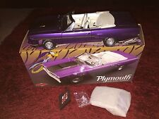 GMP 1970 Plymouth Roadrunner/ GTX 1:18 Scale