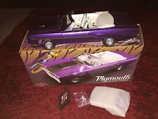 GMP 1970 Plymouth Roadrunner/ GTX 1:18 Scale