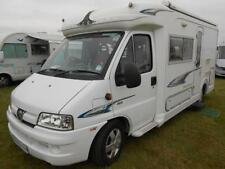 1 Axles 2006 Campervans & Motorhomes