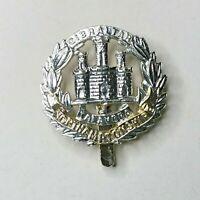 Northamptonshire Regiment Staybrite Cap Badge Anodised Smith wright