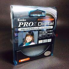 Kenko PRO1D A W 52 mm Digital Multi-Coated Pro Softon Type-A Filter Original New