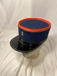 Swiss Border Guard Kepi Size Med to Large Great Shape SEE Store