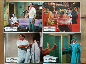 7 Photos Operating Jerry Chez The Cinoques Frank Tashlin Jerry Lewis