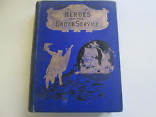 Acceptable - Heroes of the United Service L Valentine Undated Frederick Warne &